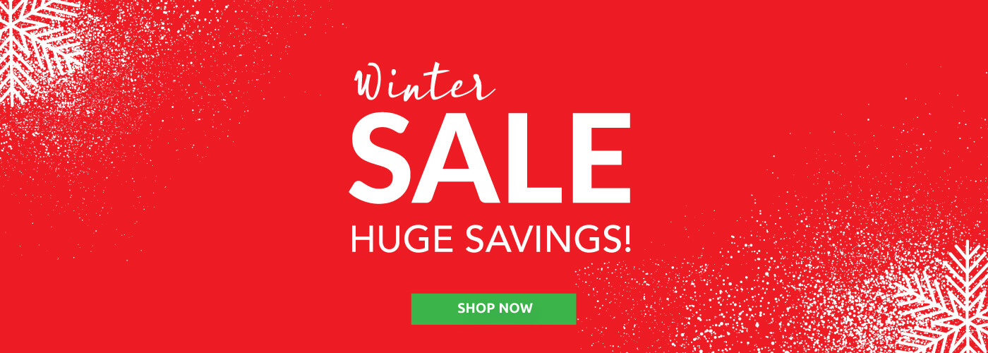 Winter Sale and Offers