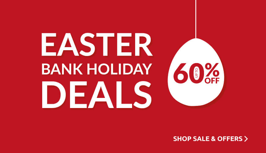 Grab a bargain this Easter!