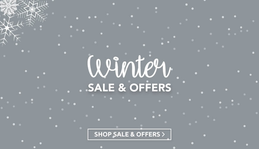 SHOP Winter Sale and Offers