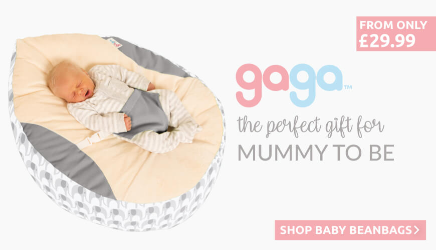 Gaga Baby Beanbags, perfect for Mummy To Be