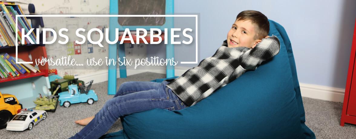 Kids Squarbie™ Range