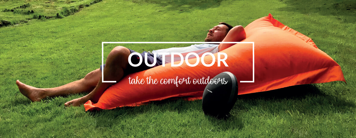 Adult Outdoor Bean Bags
