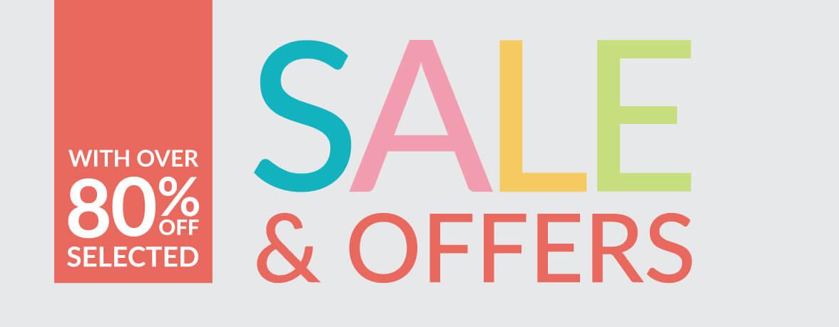 Sale & Offers