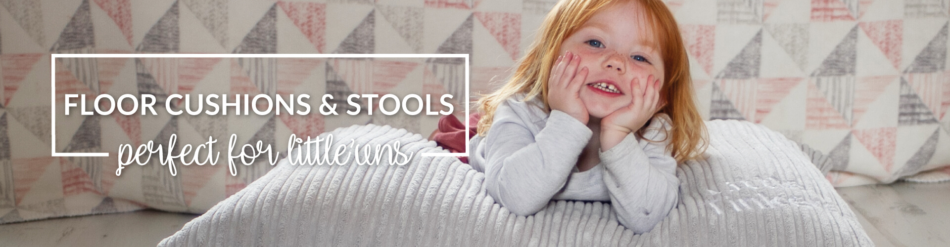 Kids Stools & Floor Cushions
