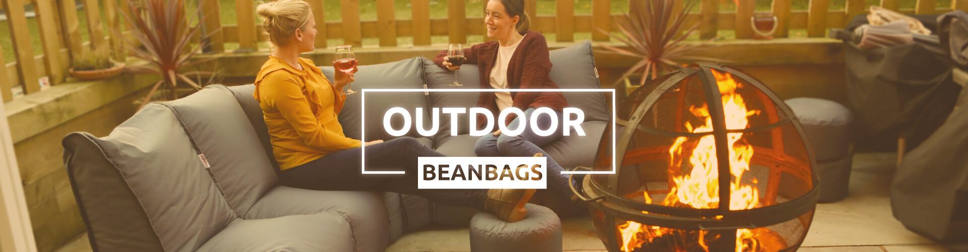 Outdoor Beanbags