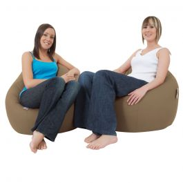 Faux Suede Large Classic Bean Bag Rucomfy Beanbags
