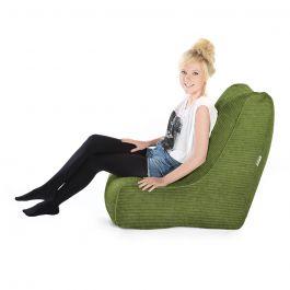 Jumbo Cord Solo Chair Bean Bag Rucomfy Beanbags