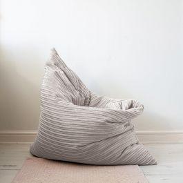 Tremendous Floor Cushion Bean Bag Jumbo Cord Spiritservingveterans Wood Chair Design Ideas Spiritservingveteransorg