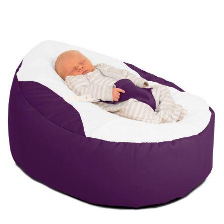 Trend Gaga Baby Beanbag - Purple