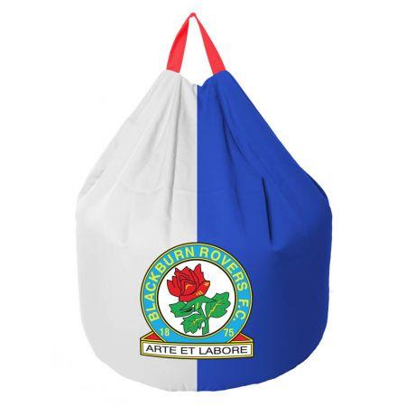 Blackburn Rovers Handle Beanbag - Medium