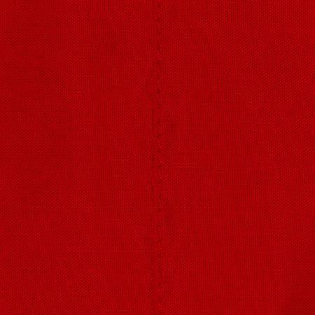 Indoor/Outdoor Red Fabric