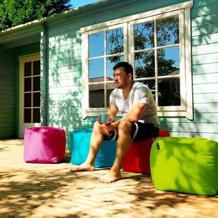 Cube Bean Bag - Indoor/Outdoor