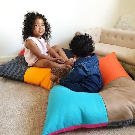 Sensory Kids Floor Cushion