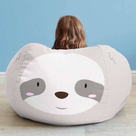 Sloth Kids Beanbag