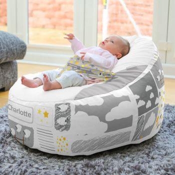 Counting Sheep Gaga Plus baby to junior beanbag