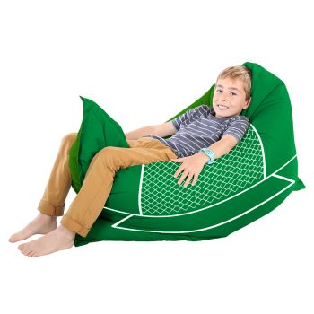 Football Net Squashy Squarbie Bean Bag