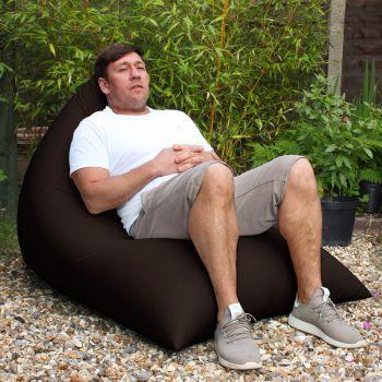 Humbug Beanbag - Large - Indoor/Outdoor - Brown