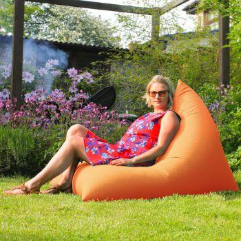 Humbug Beanbag - Large - Indoor/Outdoor - Orange