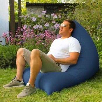 Humbug Beanbag - Large - Indoor/Outdoor - Royal Blue
