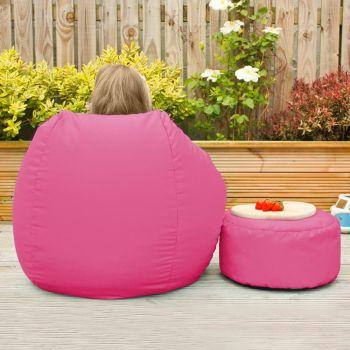 Cerise Pink Indoor/Outdoor Kids Classic Beanbag