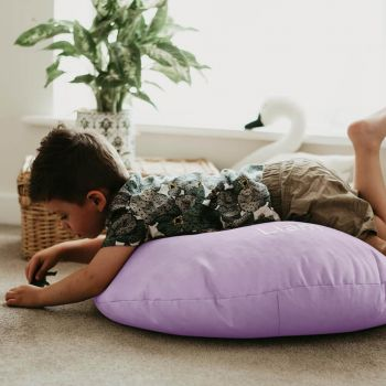 Lilac Kids Trend Smarty Floor Cushion Bean Bag