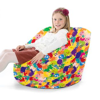 Lil' Monsters® Handle Beanbag