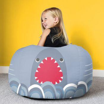 Shark Animal Beanbag