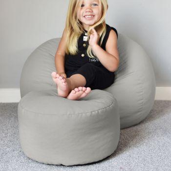 Trend Kids Stool Footstool Beanbag