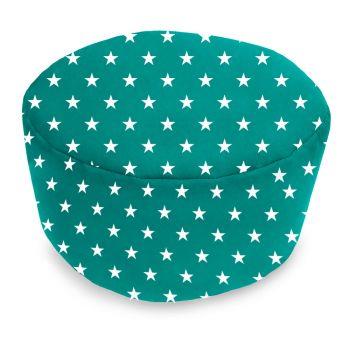 Jade Stars Footstool