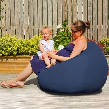 Slouchbag Indoor/Outdoor Beanbag in Royal Blue