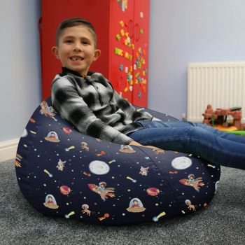 Belle & Boo Space Adventure Kids Classic Beanbag