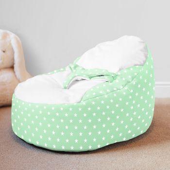 Outstanding Gaga Baby To Junior Bean Bag Rucomfy Beanbags Squirreltailoven Fun Painted Chair Ideas Images Squirreltailovenorg