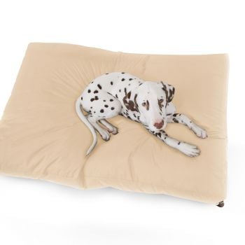 Linen Large Comfy Pet Bed
