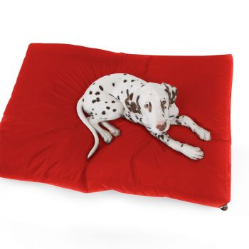 Red Large Trend Pet Bed