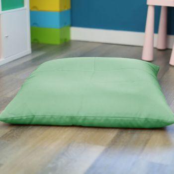 Duck Egg Kids Trend Square Floor Cushion Bean Bag