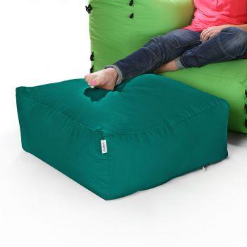 Modular Corner Sofa Jade Bean bags - Pouffe Only
