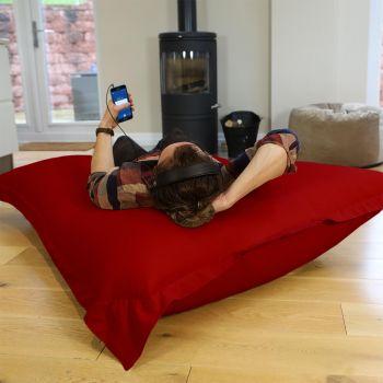 Red Giant Squarbie Bean Bag