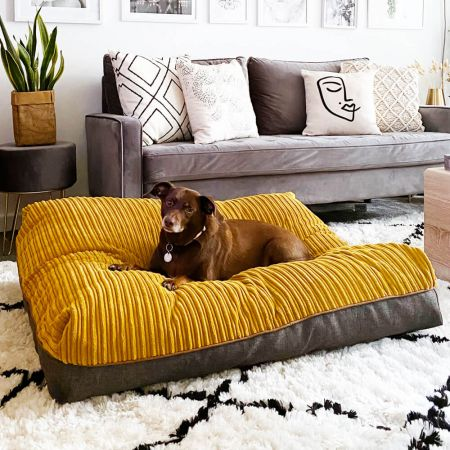 'Flip-It' Dog Bed Mattress - Large