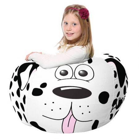 Dalmatian Animal Bean Bag - Large