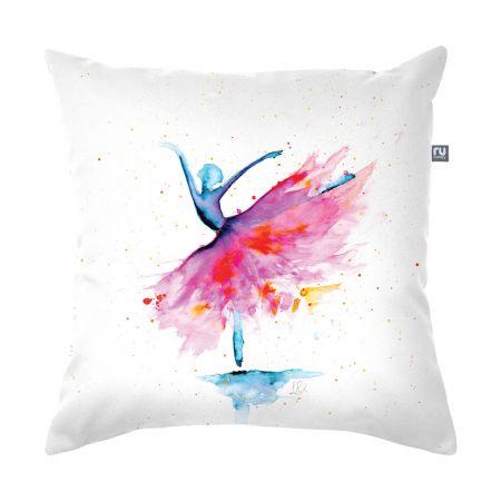 Ballerina Firefly Cushion