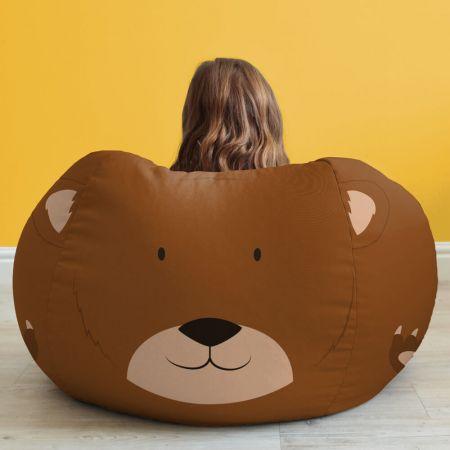 Bear Animal Beanbag