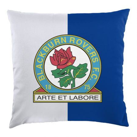 19/20 Blackburn Rovers Cushion - Front View