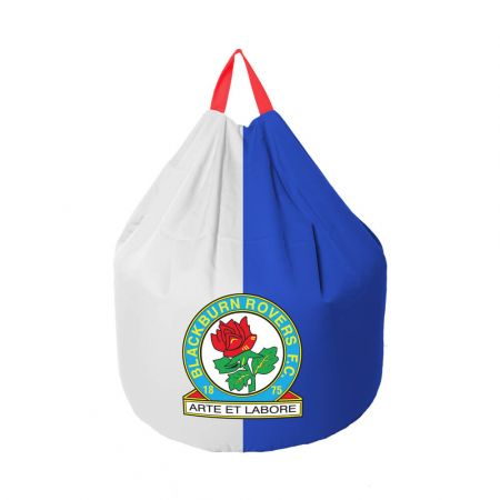 Blackburn Rovers Handle Beanbag - Small