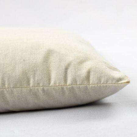 Organic Buckwheat Husk Pillow