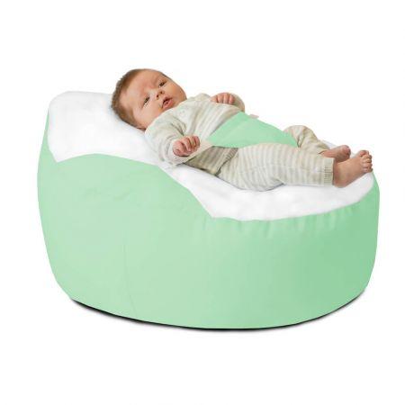 Trend Gaga baby beanbag - Duck Egg