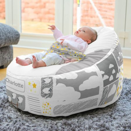Counting Sheep Gaga Plus baby to junior beanbag