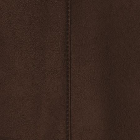 Faux Leather Chocolate Fabric