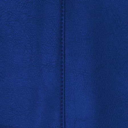 Faux Leather Royal Blue Fabric