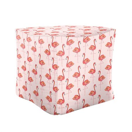 Flamingo Bean Cube