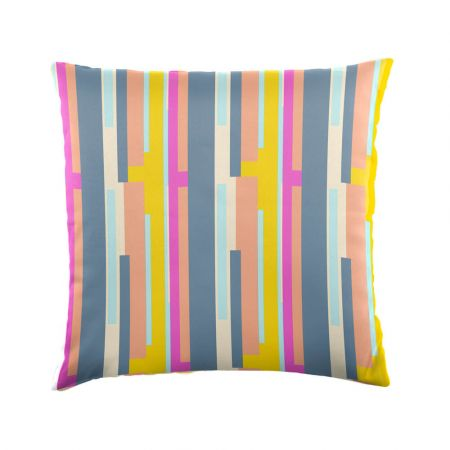 'Glitch' Scatter Cushion Indoor/Outdoor